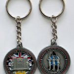 BCLEM Challenge Coin Key Chain